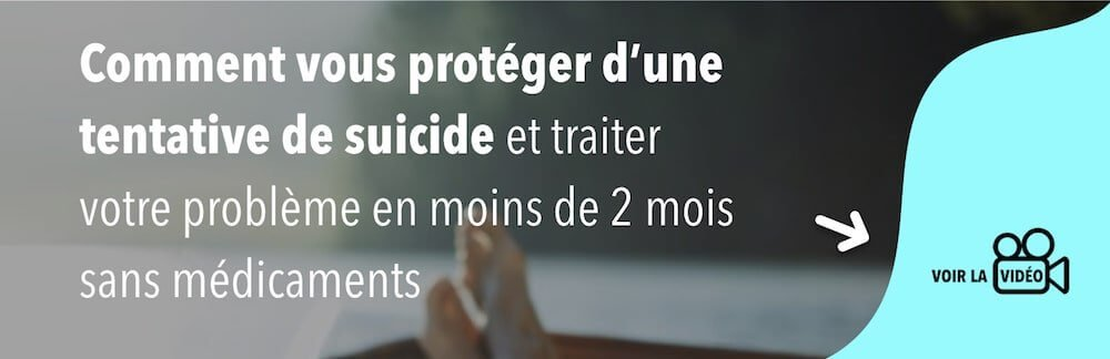 Comment ne plus avoir envie de se suicider